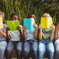 Barnes & Noble Donates 1800+ Books to JFS!