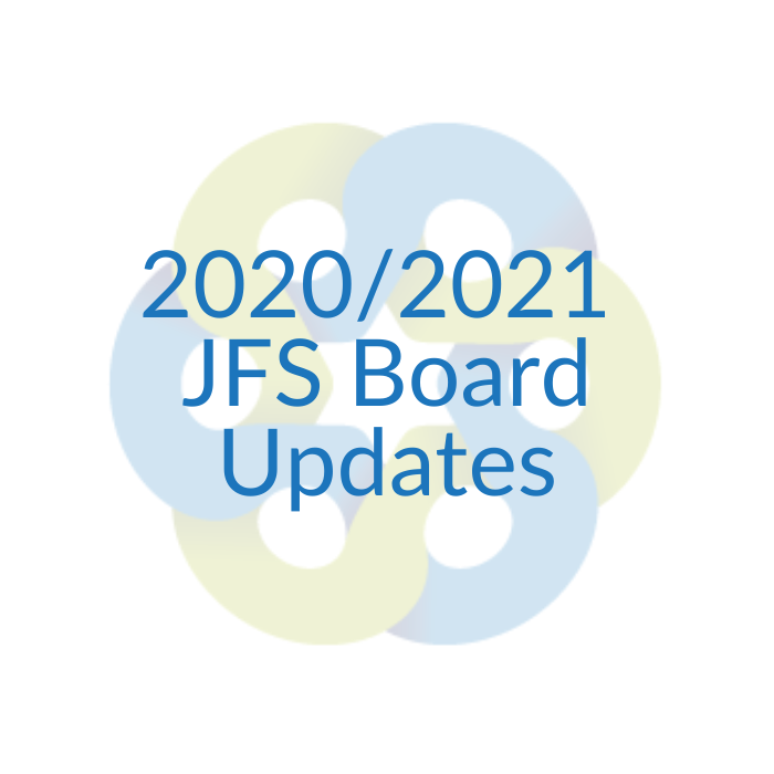 JFS MetroWest 2020/2021 Executive Committee